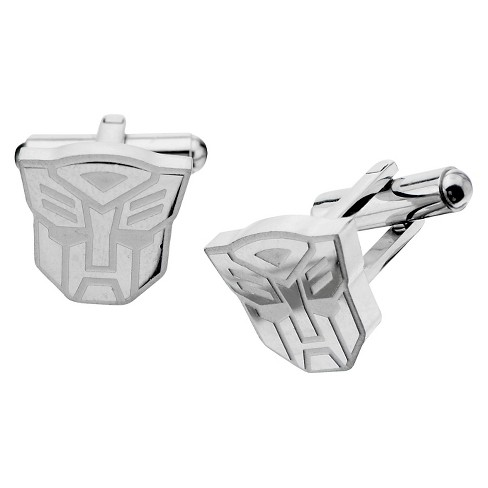 Men's Hasbro® Transformers Autobot Stainless Steel Cufflinks - image 1 of 1