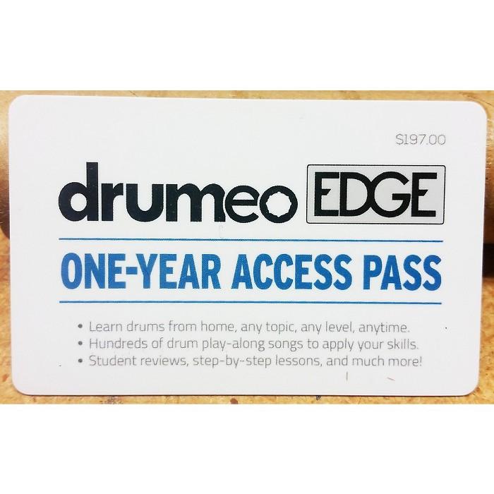 Drumeo Edge Membership Card - One Year - image 1 of 1
