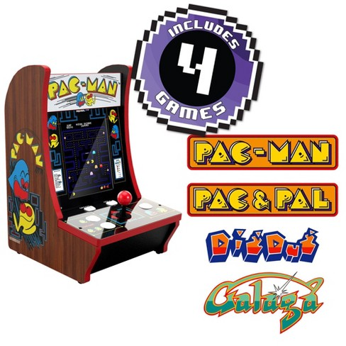 Arcade1Up Pac-Man 40th Anniversary Countercade - image 1 of 4