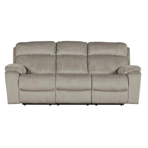 Uhland Reclining Sofa With Adjule Headrest Signature Design By Ashley