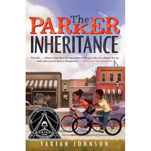 The Parker Inheritance - by  Varian Johnson (Hardcover) - image 1 of 1