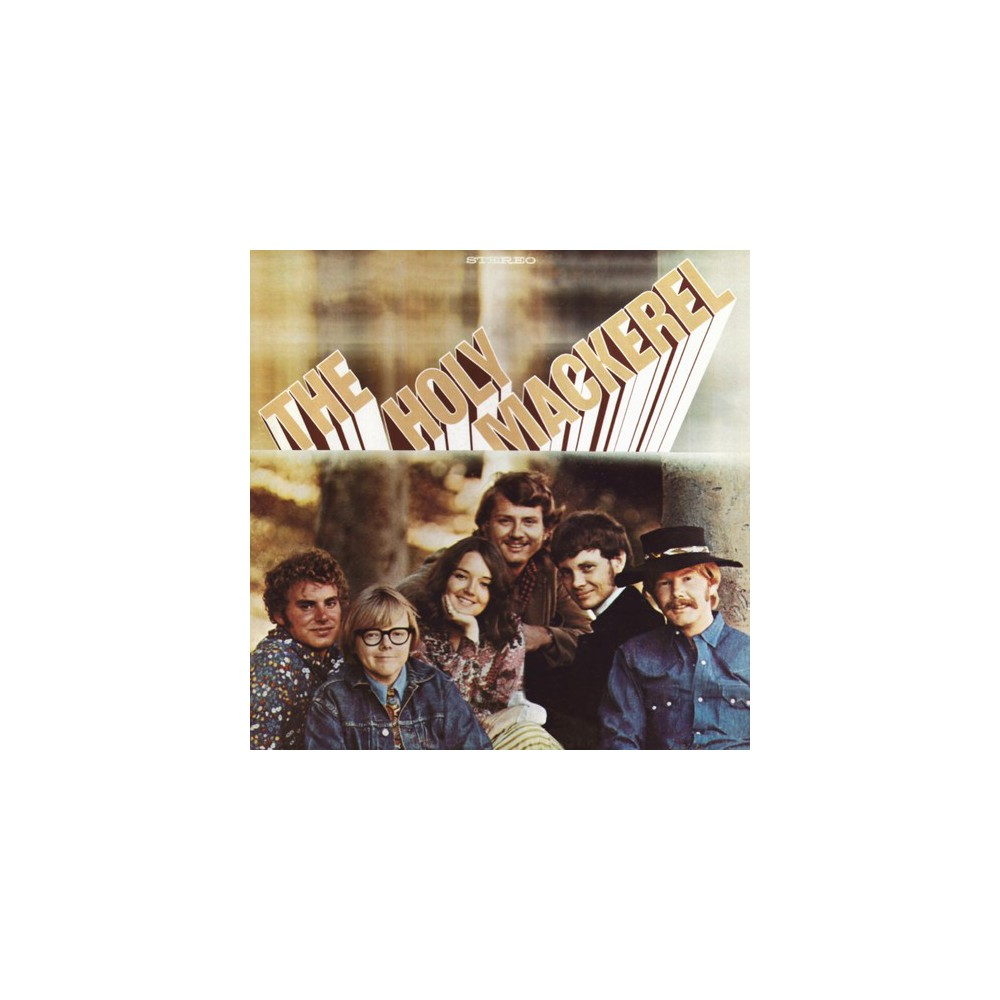 Holy Mackerel - Holy Mackerel (Vinyl)