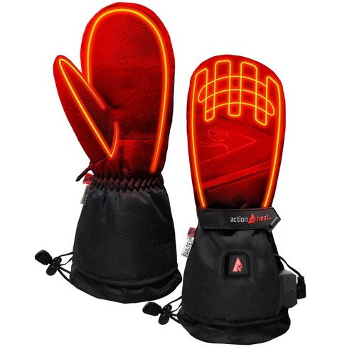ActionHeat Men's 5V Battery Heated Mittens  - image 1 of 4