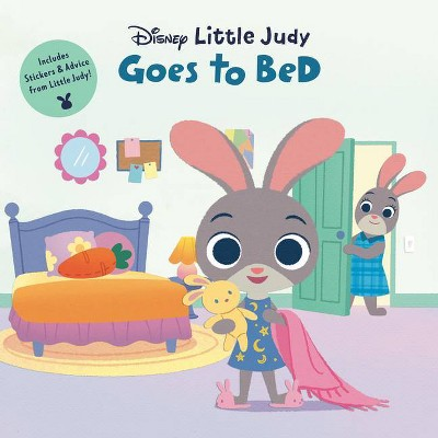Little Judy Goes to Bed (Disney Zootopia) - (Pictureback(r)) by  Random House Disney (Paperback)