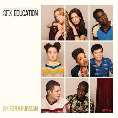 Furman Ezra - Sex Education / O.S.T. (CD)