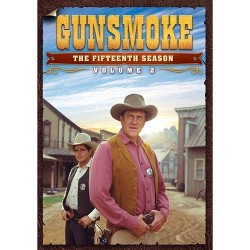 Gunsmoke: The Fifteenth Season, Volume 2 (DVD)