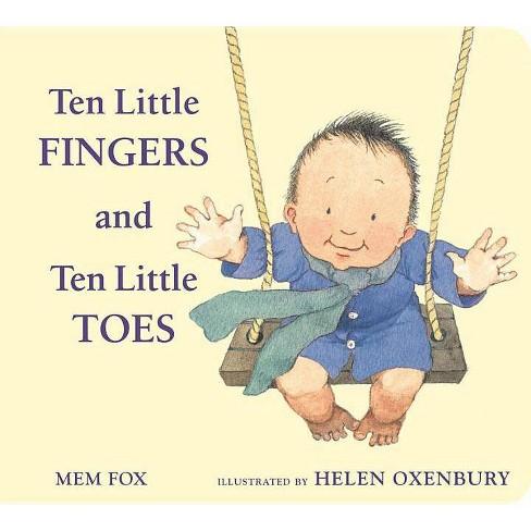 Ten Little Fingers and Ten Little Toes 04/25/2014 Juvenile Fiction - image 1 of 1