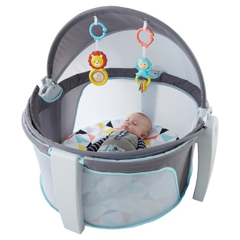 6683041d88e0 Fisher-Price On-the-Go Baby Dome - Windmill   Target