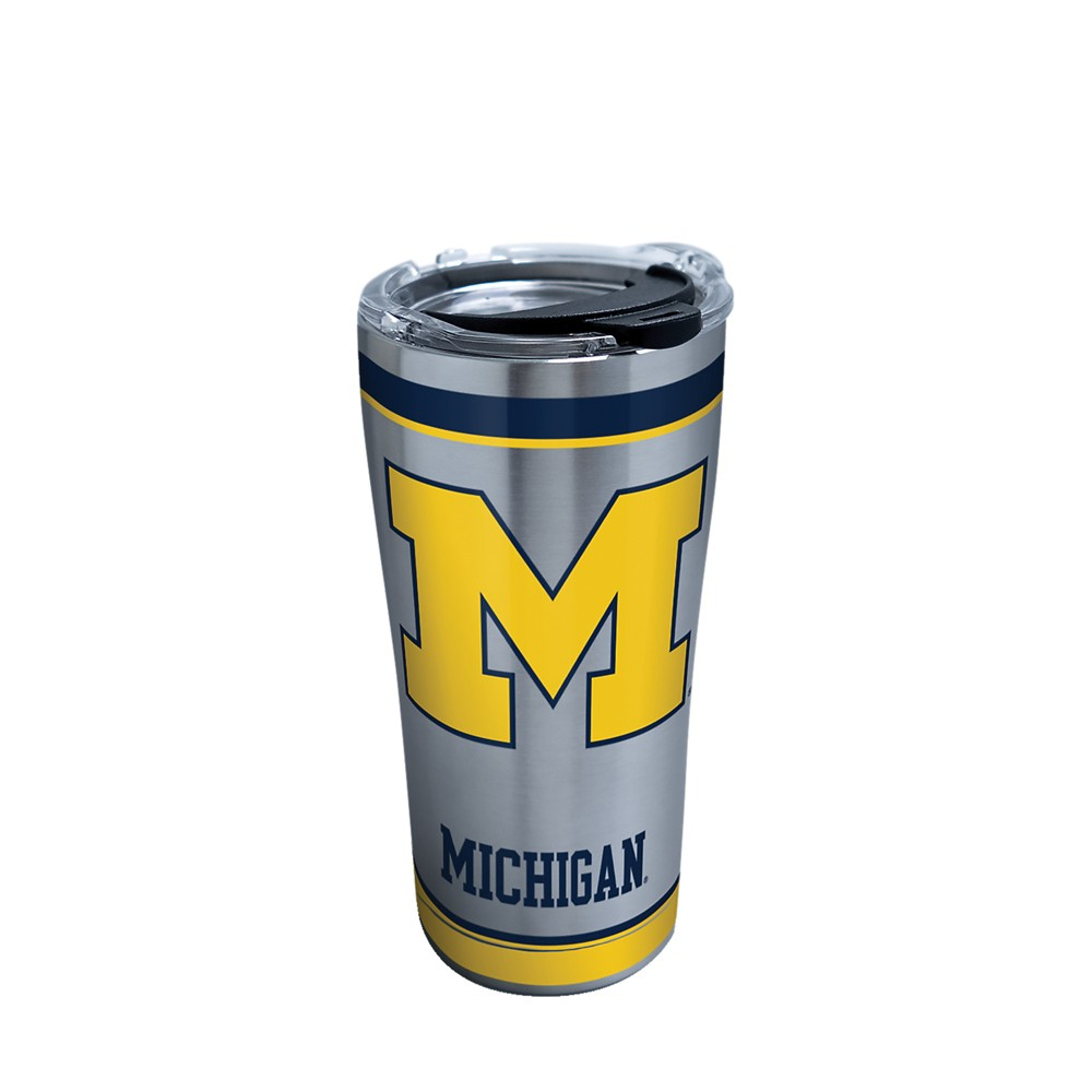 NCAA Michigan Wolverines Water Bottle 20oz