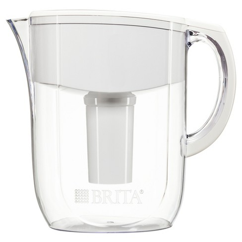 f10705b68ad Brita Everyday 10 Cup Water Pitcher - White   Target