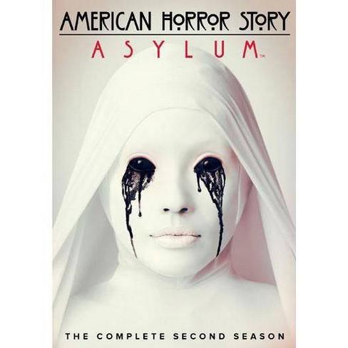 American Horror Story: Asylum (DVD) - image 1 of 1