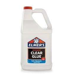 Elmer's 1gal Washable School Glue Clear