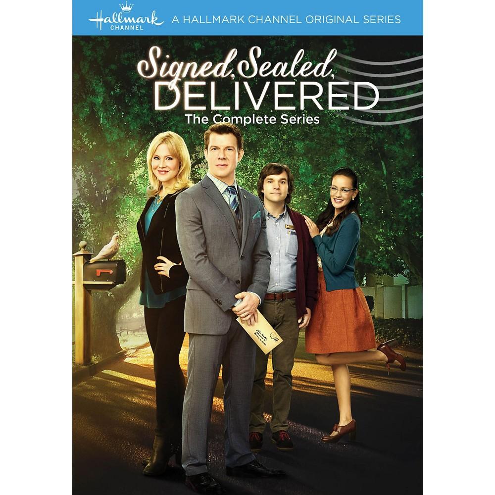 Signed Sealed Delivered:Complete Seri (Dvd)
