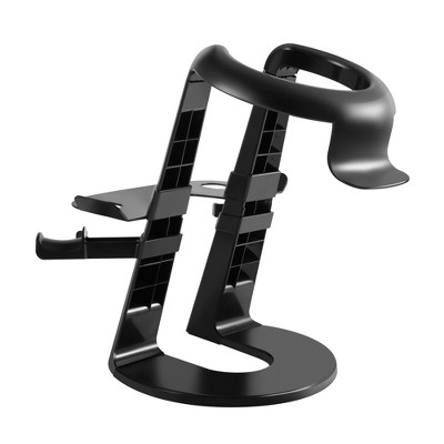 Insten VR Stand Headset Display Holder and Controller Mount Station Compatible with Oculus Quest, Rift, Rift S Headset and Touch Controllers