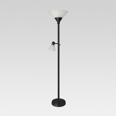 Mother Daughter Floor Lamp Black Lamp Only - Threshold™