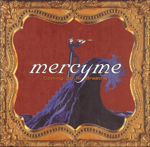 MercyMe - Coming Up to Breathe (CD) - image 1 of 1