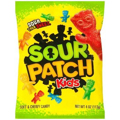 Sour Patch Kids Peg Bag - 4oz