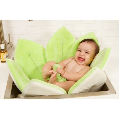 Blooming Bath Baby Bath - Green