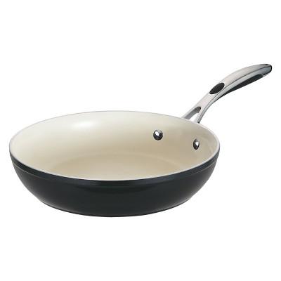 """Tramontina Gourmet Ceramica Deluxe 12"""" Fry Pan - Black"""