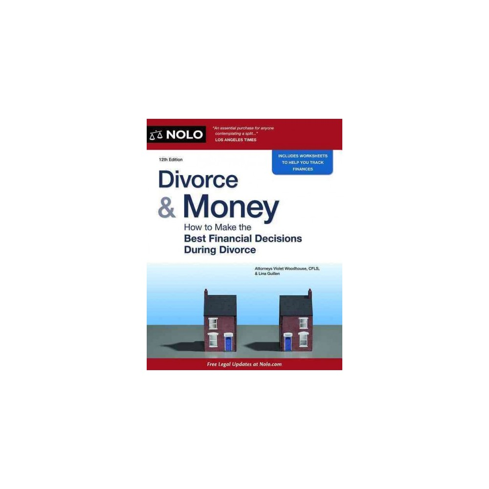 Divorce & Money : How to Make the Best Financial Decisions During Divorce (Paperback) (Violet Woodhouse