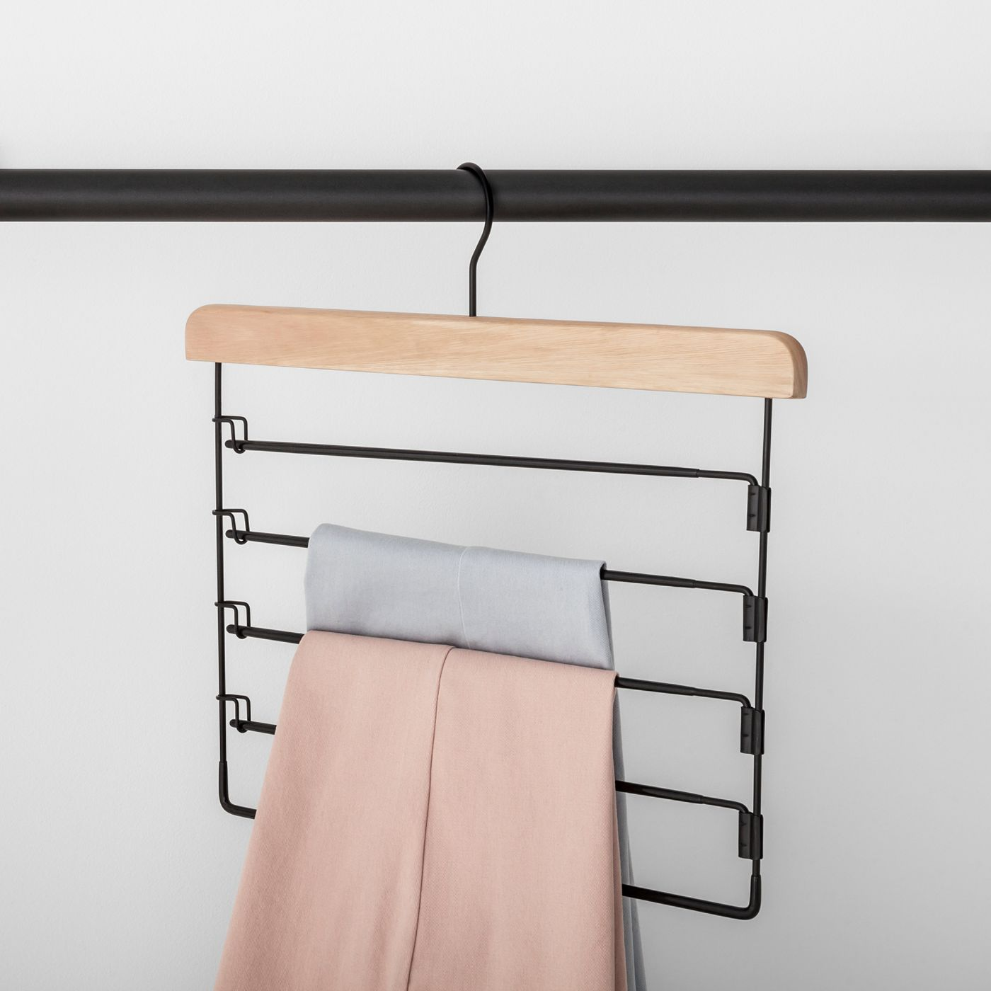 5 Tiered Pants Hanger - Made By Design™ - image 2 of 3