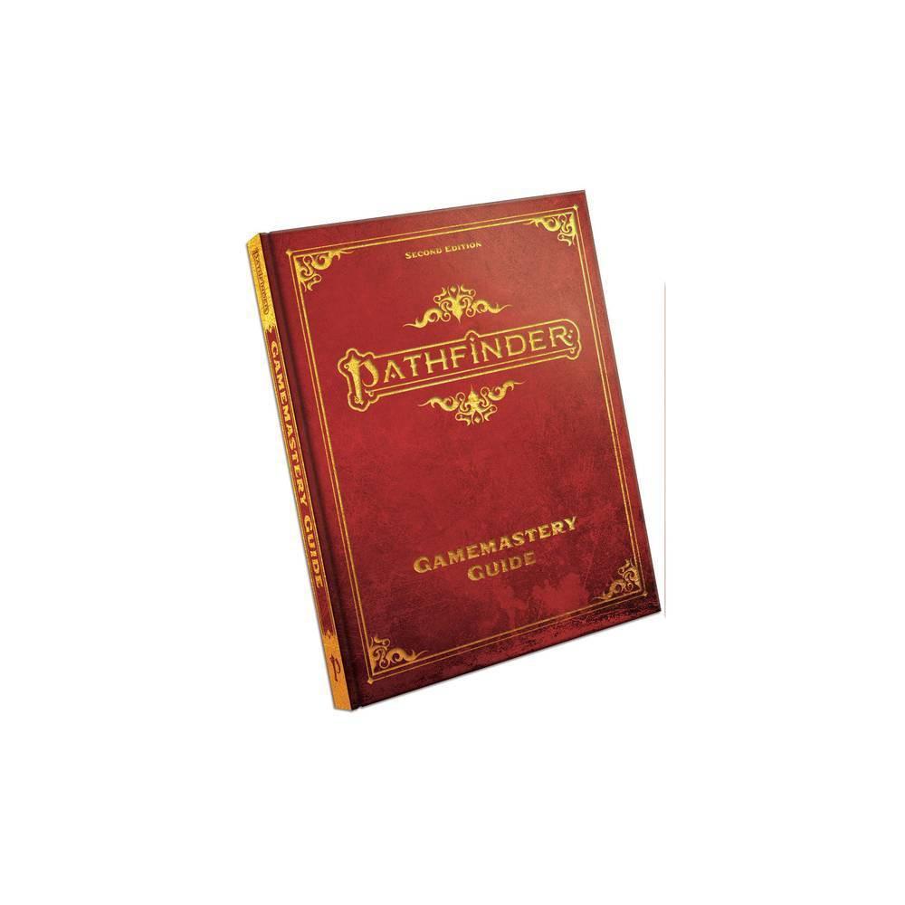 Pathfinder Gamemastery Guide Special Edition P2 By Logan Bonner Jason Bulmahn Stephen Radney Macfarland Mark Seifter Hardcover