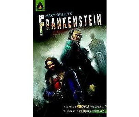 Mary Shelley's Frankenstein (Paperback) (Mary Wollstonecraft Shelley) - image 1 of 1
