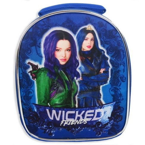 Disney Descendants Kids' Lunch Bag - Purple - image 1 of 4