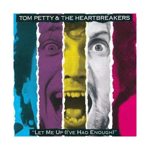 Tom  Petty &  The Heartbreakers - Let Me Up (I've Had Enough) (Vinyl) - image 1 of 1