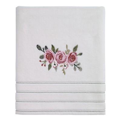 Avanti Spring Garden Bath Towel