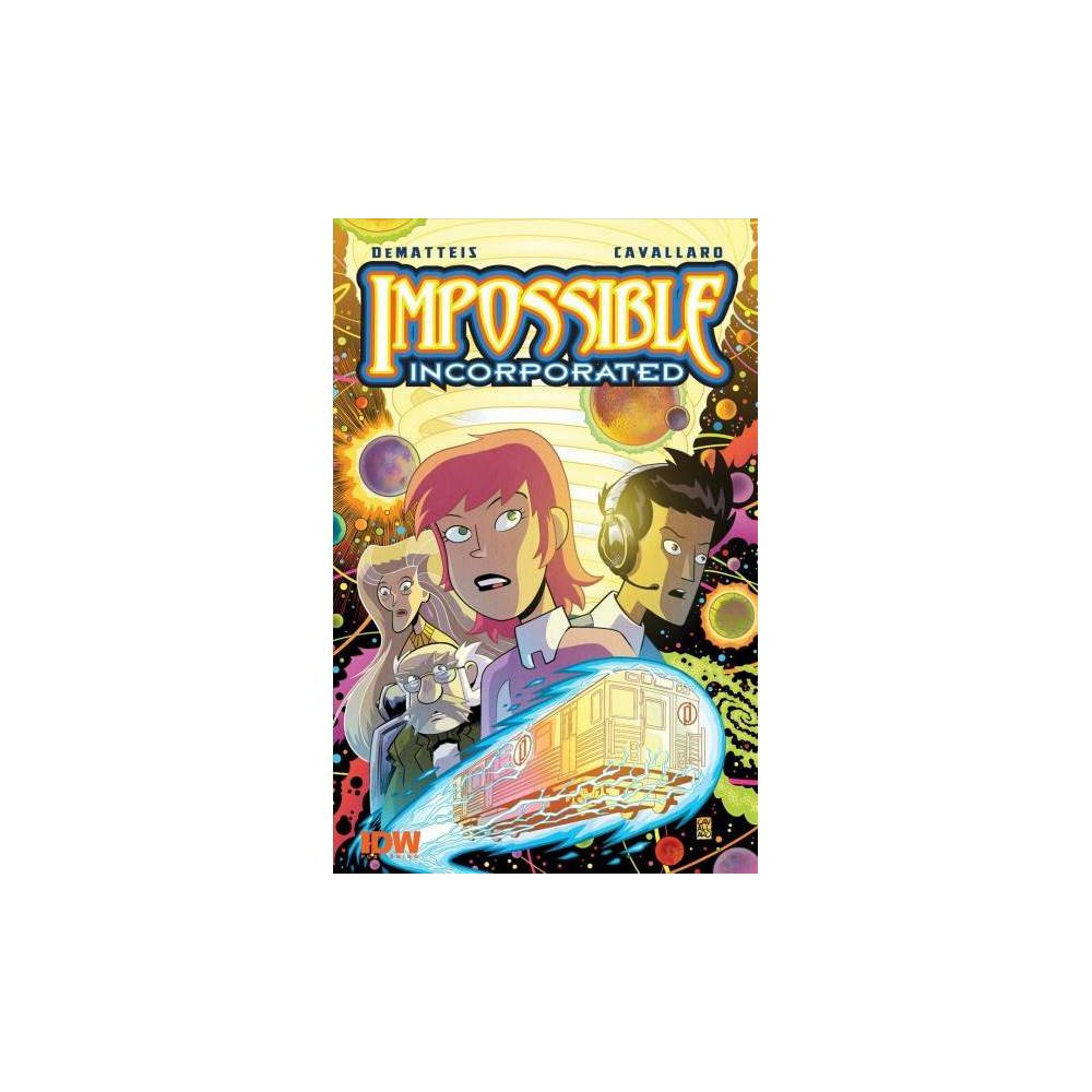 Impossible, Incorporated - by J. M. Dematteis (Paperback)