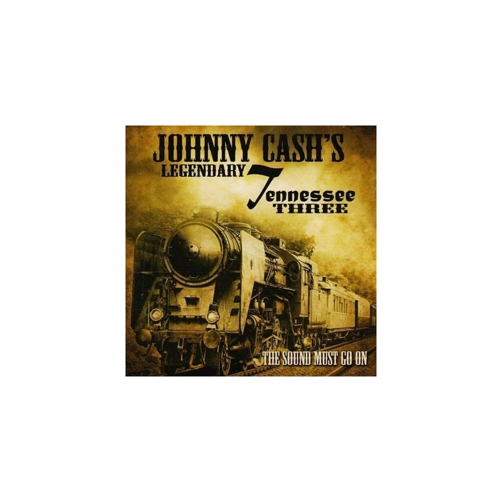 Johnny's Legen Cash - Sound Must Go On (CD)