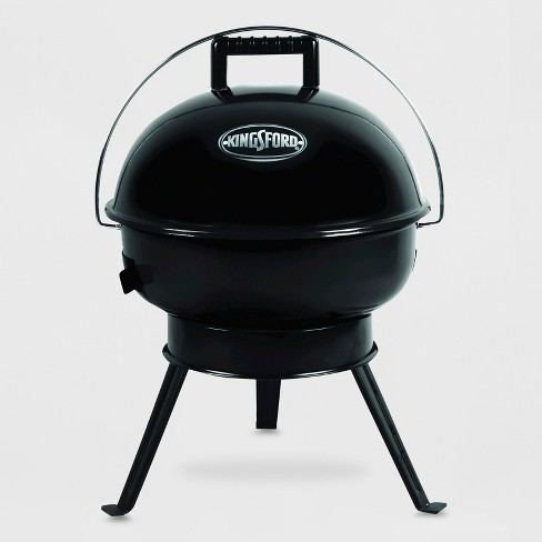 "Kingsford 14""Black Portable Grill - Black (TG2021302) - image 1 of 1"
