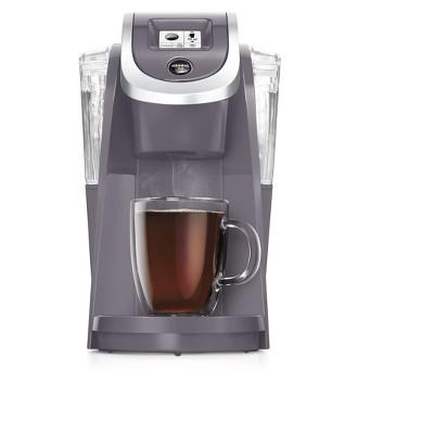 Keurig K200 Coffee Maker - Plum Gray