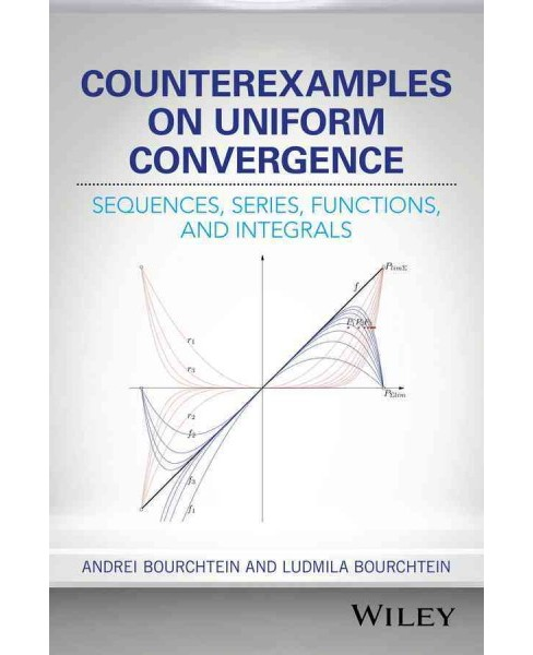 Counterexamples on Uniform Convergence : Sequences, Series, Functions, and Integrals (Hardcover) (Andrei - image 1 of 1