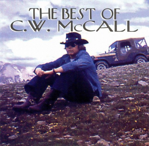 C.W. mccall - Best of c.W. mccall (CD) - image 1 of 1