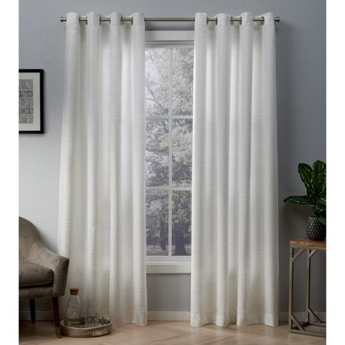Whitby Curtain Panel - Exclusive Home - image 1 of 7