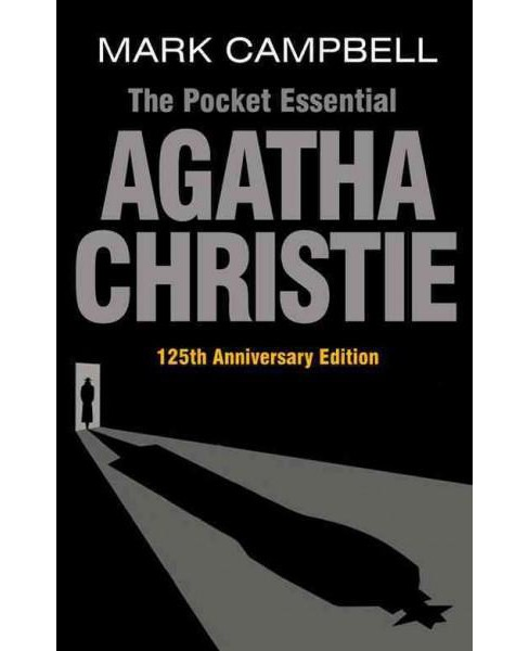 Agatha Christie (Anniversary) (Paperback) (Mark Campbell) - image 1 of 1