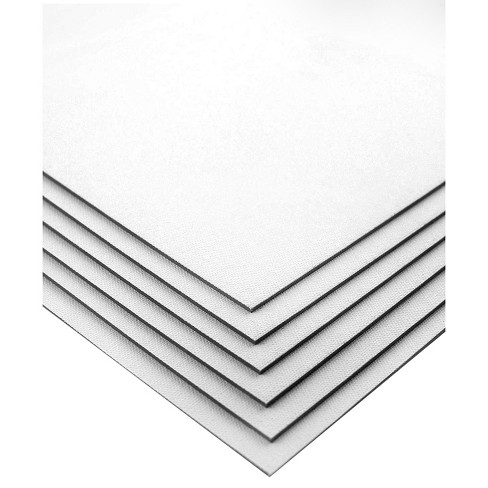 "Fredrix® Value Series Cut Edge Canvas Panels, White, 12""x12"" - 6pk - image 1 of 1"