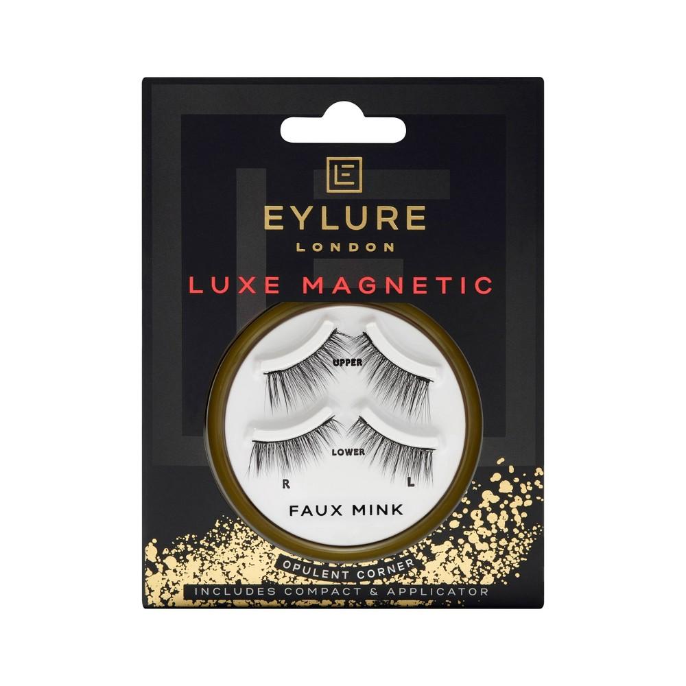 Image of Eylure Luxe False Eyelashes Magnetic Opulent Corner - 1pr