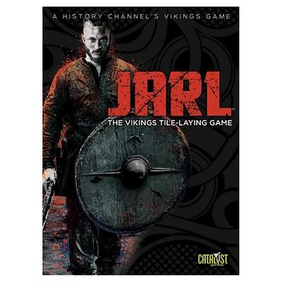 Jarl The Vikings Tile-Laying Game