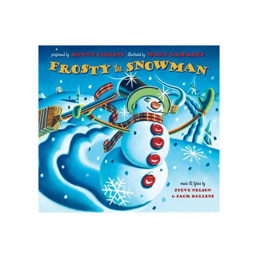 Frosty The Snowman Hardcover