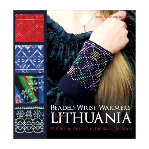 Beaded Wrist Warmers From Lithuania 63 Knitting Patterns In The