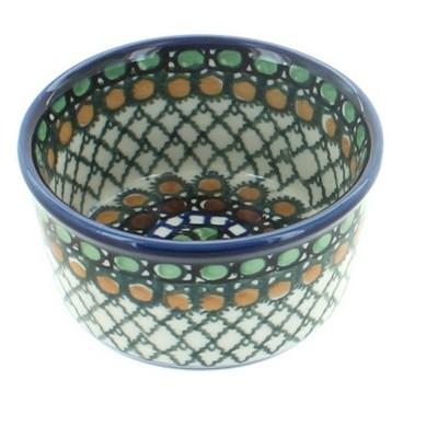 Blue Rose Polish Pottery Tranquility Small Deep Ramekin