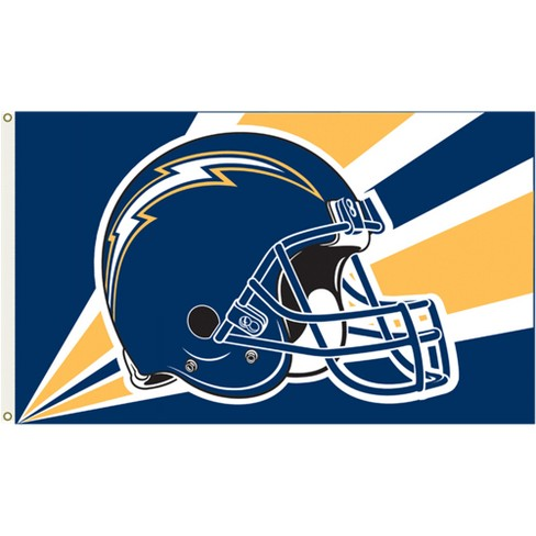 Los Angeles Chargers Flag 3' X 5' : Target