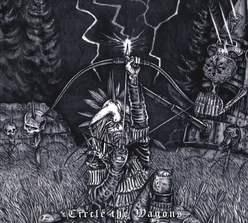 Darkthrone - Circle the wagons (CD) - image 1 of 1