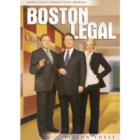Boston Legal: Season 3 [7 Discs] - image 1 of 1