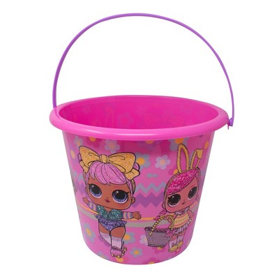 L.O.L. Surprise! Jumbo Plastic Easter Bucket