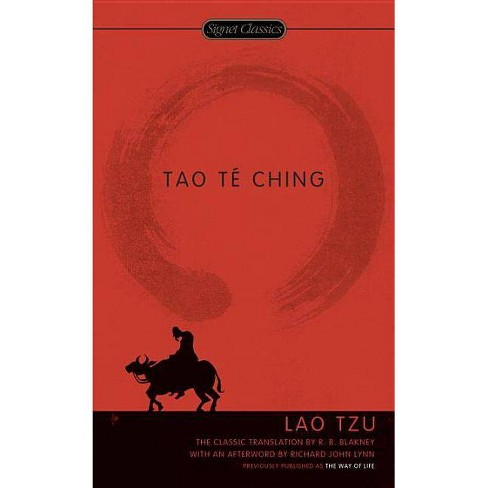 Tao Te Ching - (Signet Classics) by  Lao Tzu (Paperback) - image 1 of 1