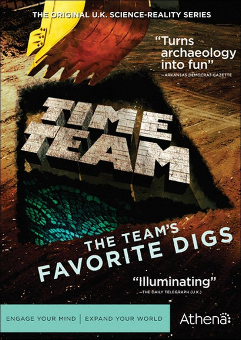 Time Team:Team's Favorite Digs (DVD) - image 1 of 1